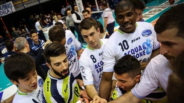 Top Volley Latina, una squadra di campioni