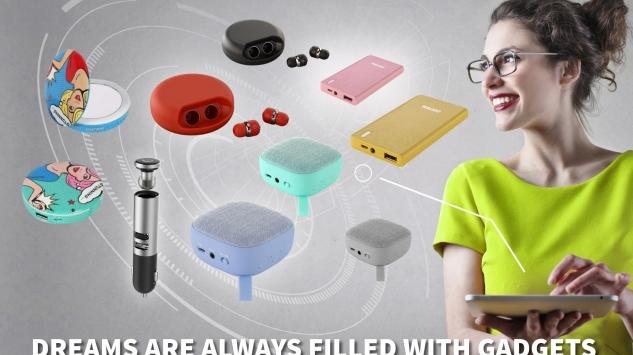 Gadget aziendali: un trend con una crescita sempre più creativa e tecnologica