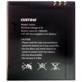 Batteria Custom Terra